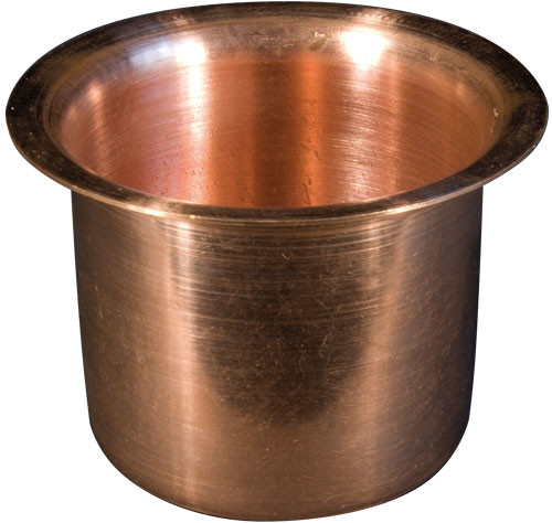 Copper cup (for Tryambakam)